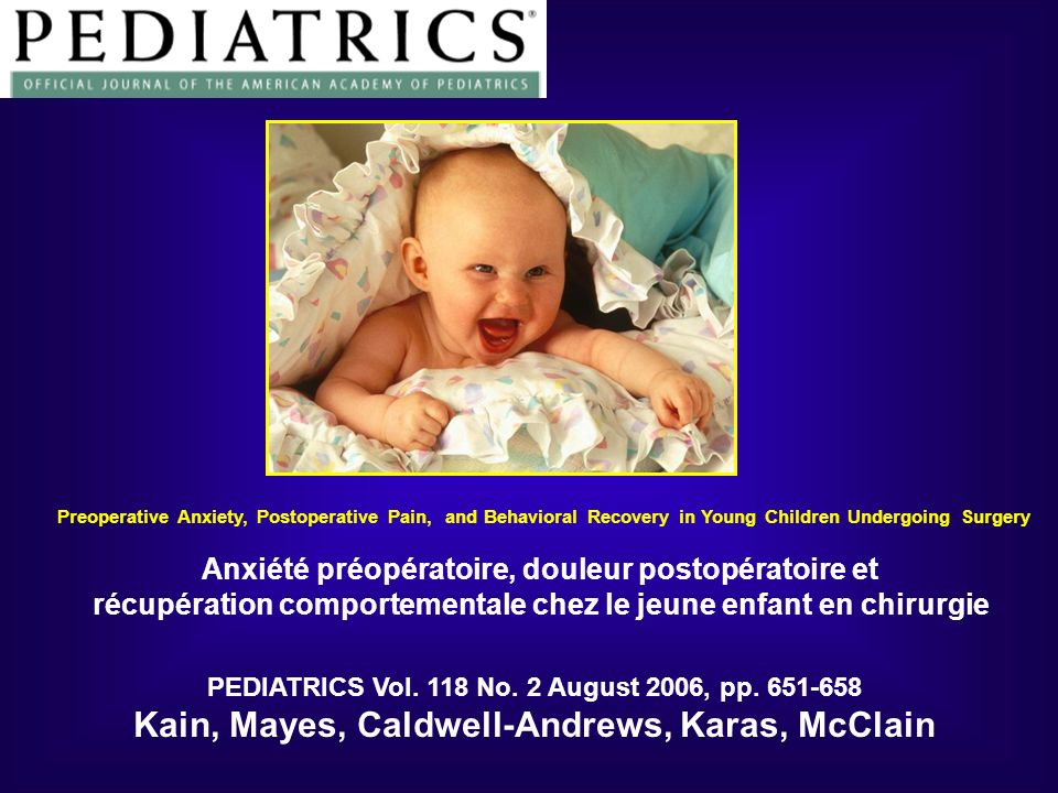 Kain, Mayes, Caldwell-Andrews, Karas, McClain