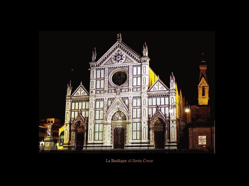La Basilique di Santa Croce