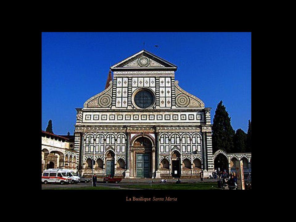 La Basilique Santa Maria