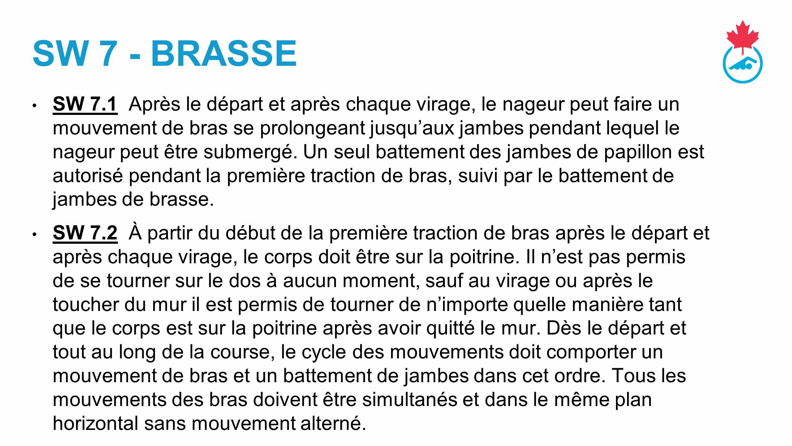 SW 7 - BRASSE
