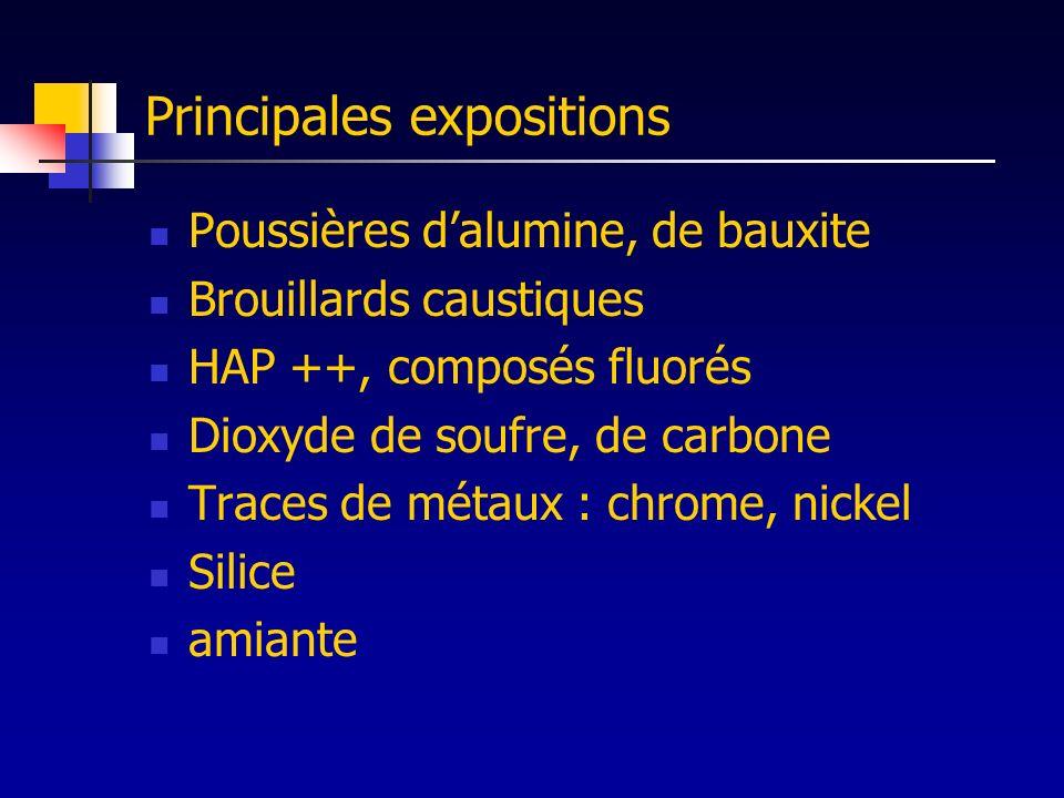 Principales expositions