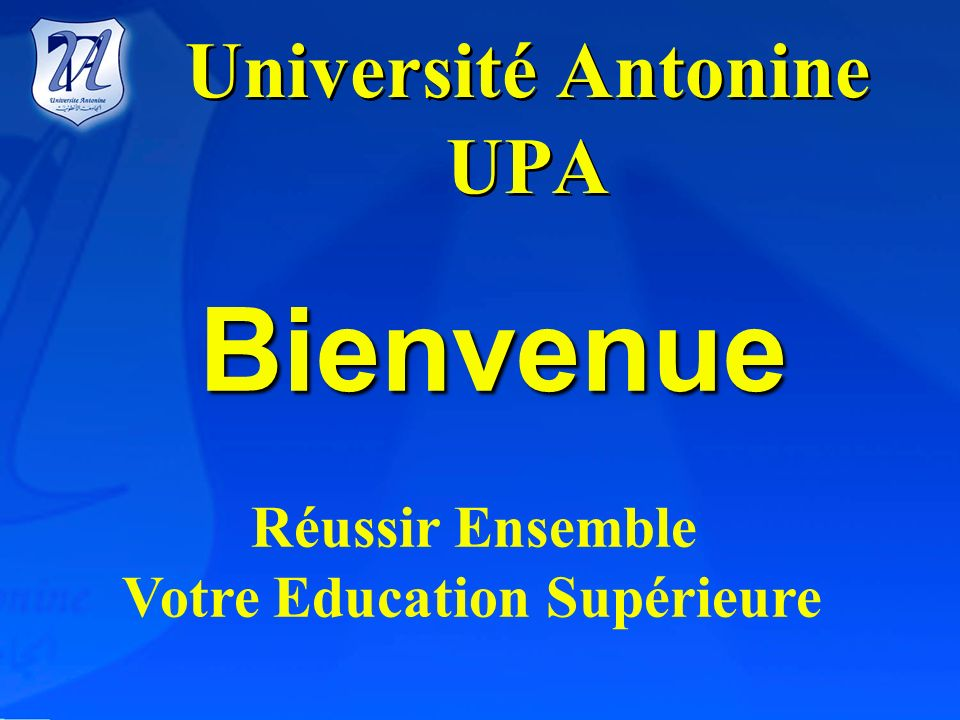 Université Antonine UPA