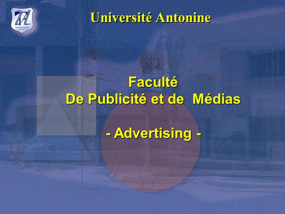 De Publicité et de Médias