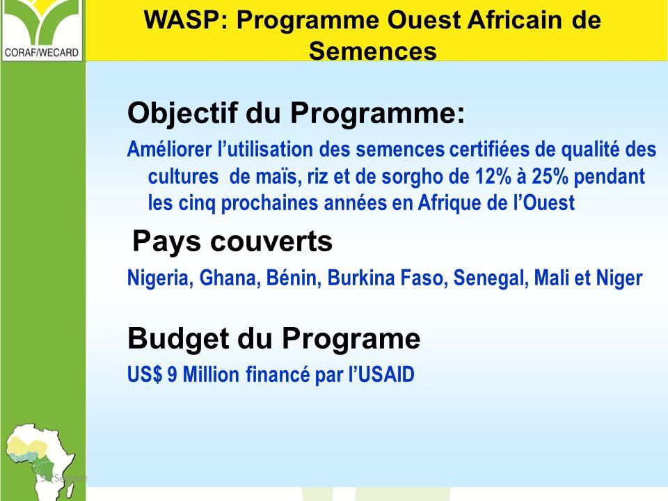 Objectif du Programme: