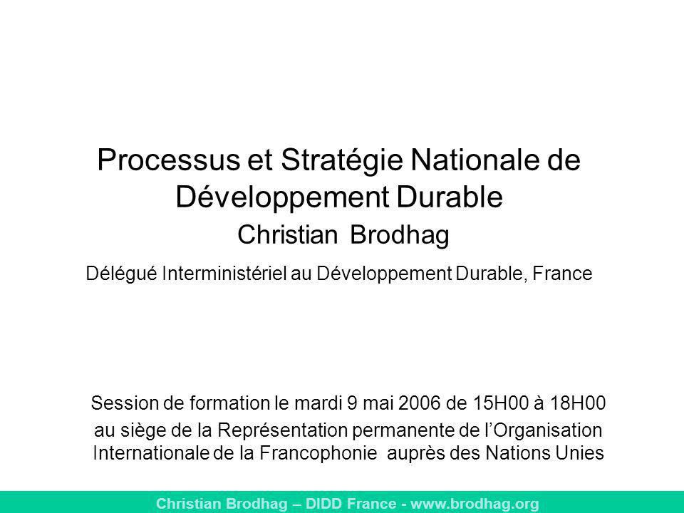 Session de formation le mardi 9 mai 2006 de 15H00 à 18H00
