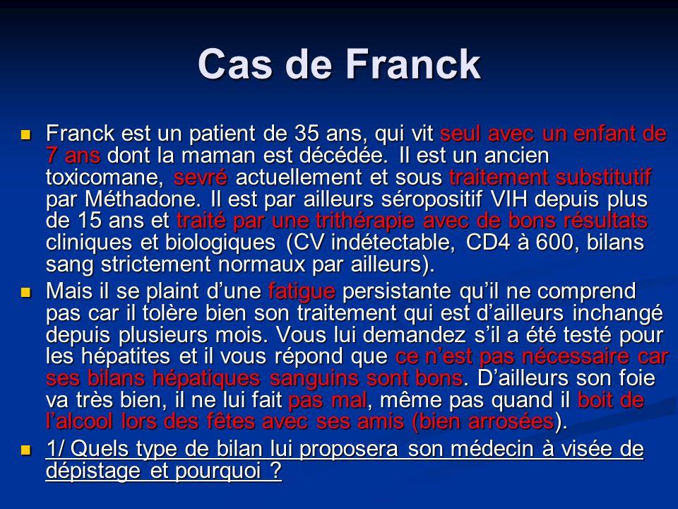 Cas de Franck
