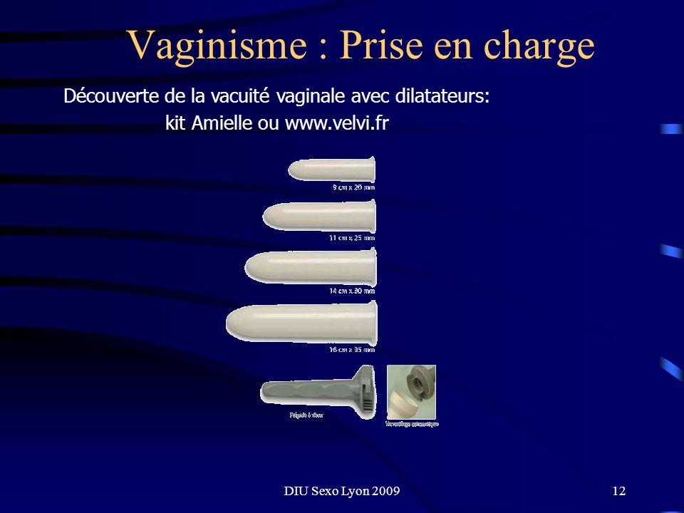 Vaginisme : Prise en charge