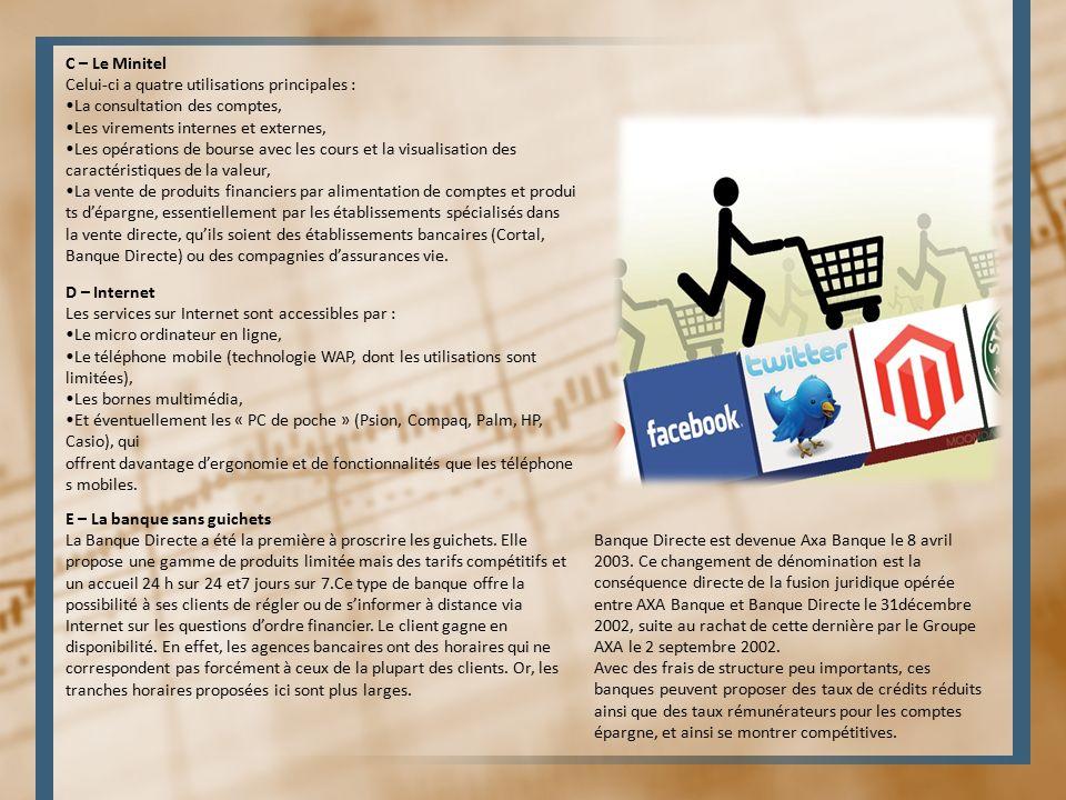 Th me 3 la vente de produits et services financiers ppt for Axa service juridique