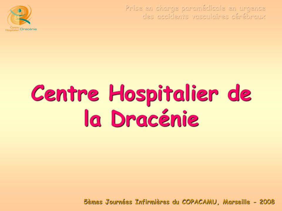Centre Hospitalier de la Dracénie