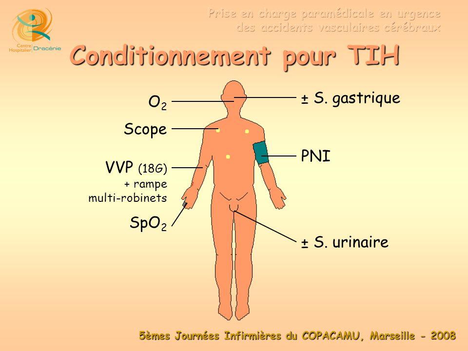 Conditionnement pour TIH