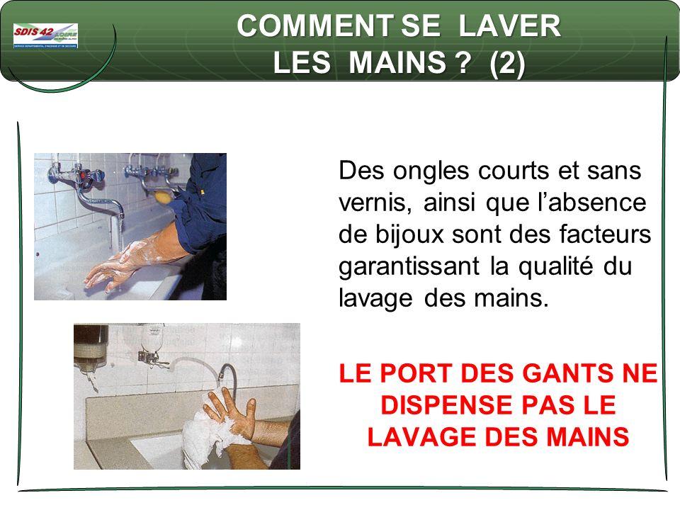L hygiene dans la pratique sapeurs pompiers ppt video online t l charger - Comment laver ses carreaux sans traces ...