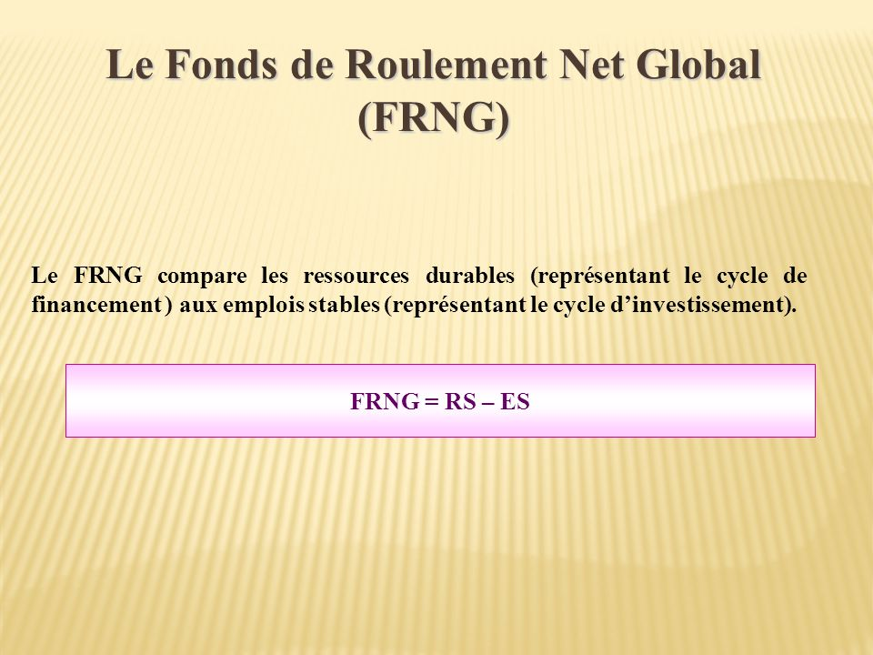 Gestion et analyse financi re ppt t l charger - Fond de roulement copropriete ...