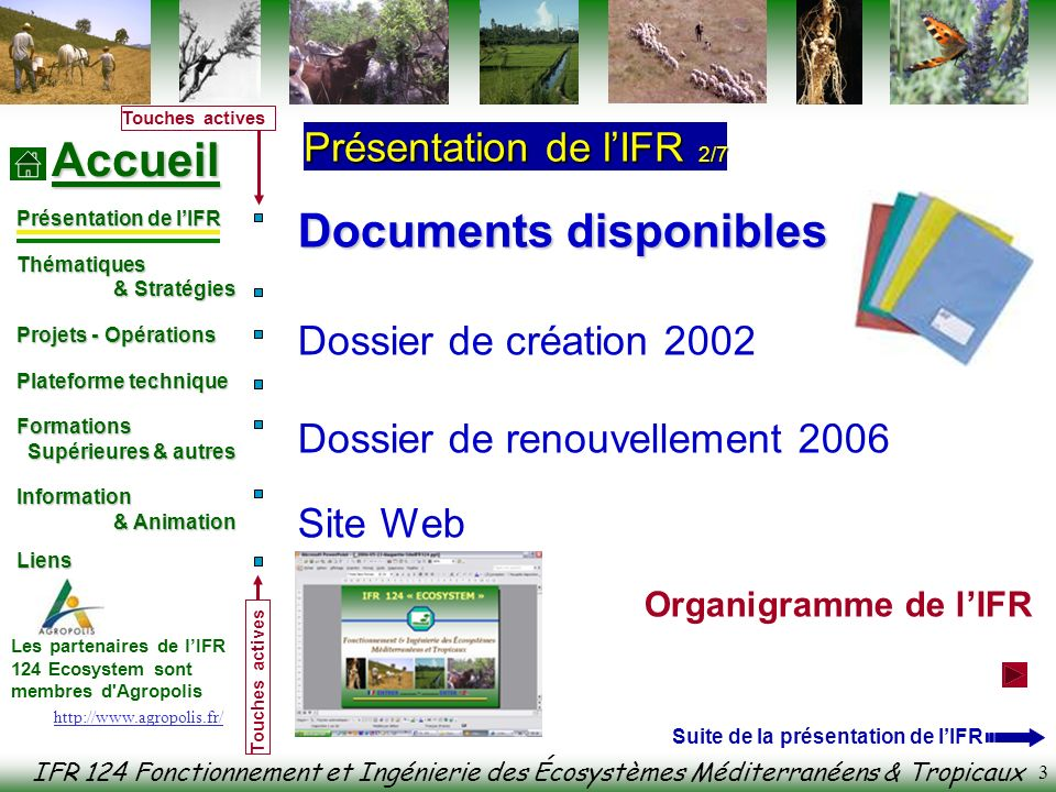 Documents disponibles
