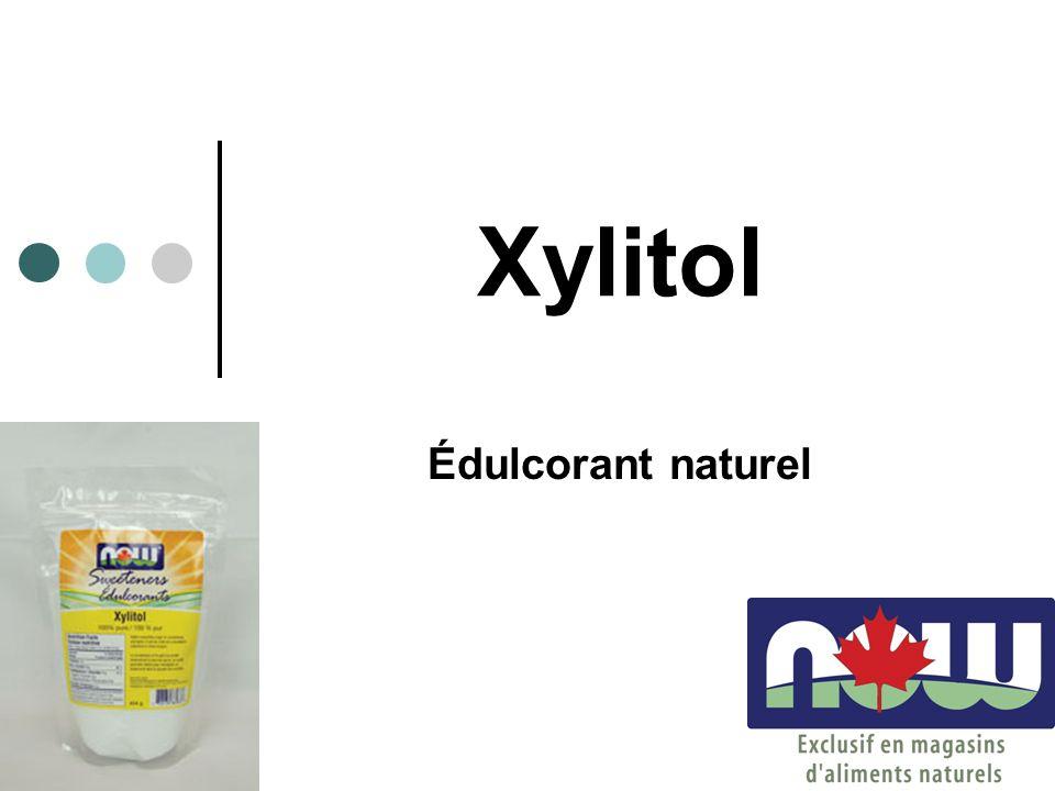 Xylitol Édulcorant naturel