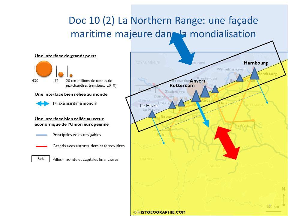 Doc 10 (2) La Northern Range: une façade maritime majeure dans la mondialisation
