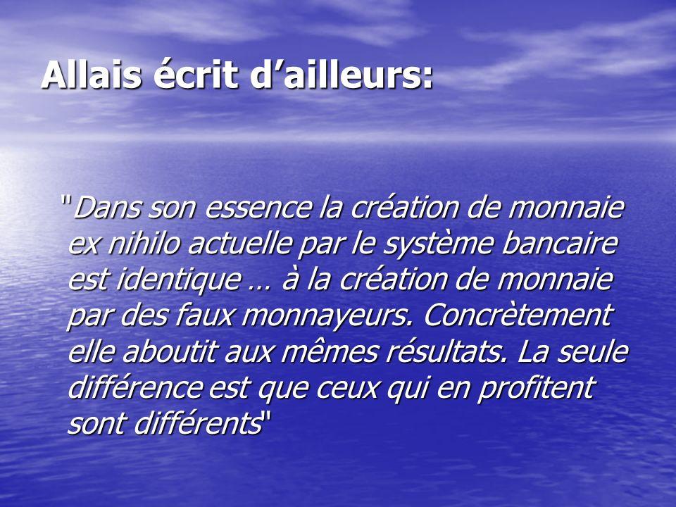 Allais écrit d'ailleurs: