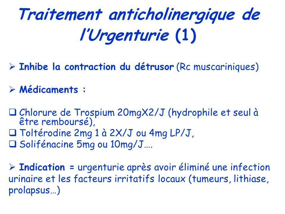 L'incontinence urinaire de la personne âgée, une prise en