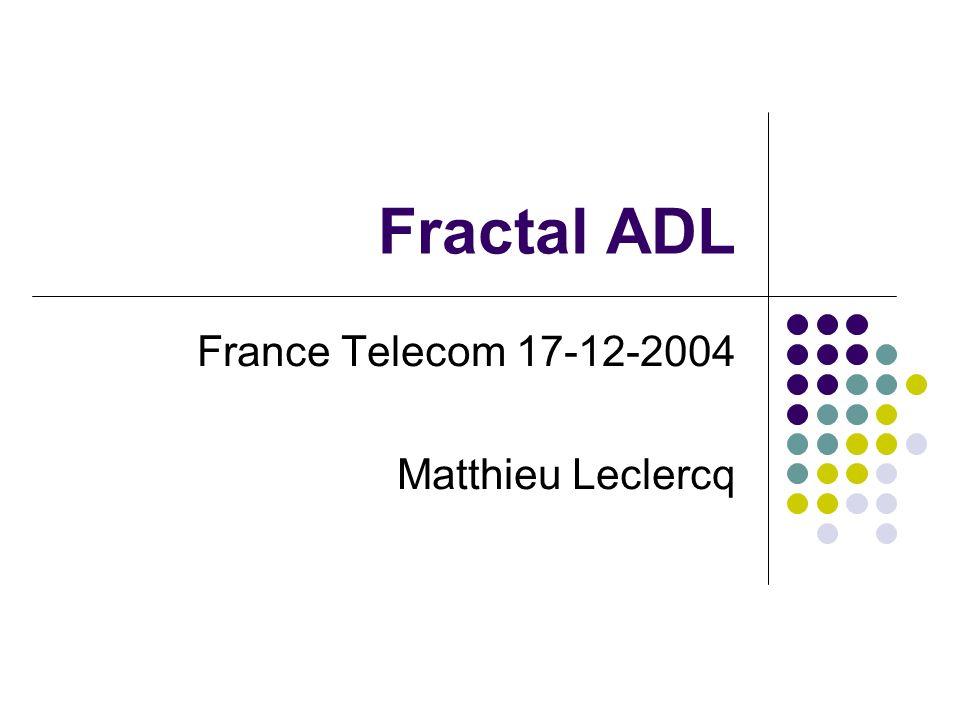 France Telecom 17-12-2004 Matthieu Leclercq