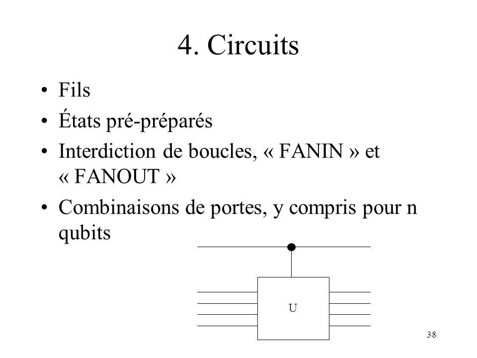 4. Circuits Fils États pré-préparés