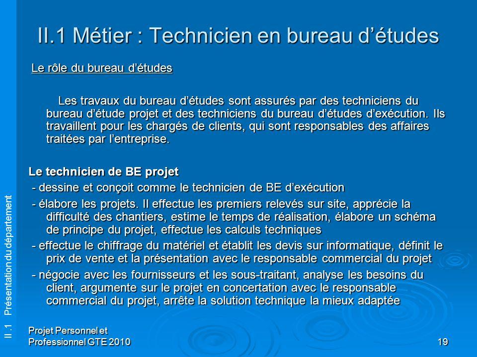 projet personnel et professionnel cours 2h40 coefficient 2 ppt t 233 l 233 charger