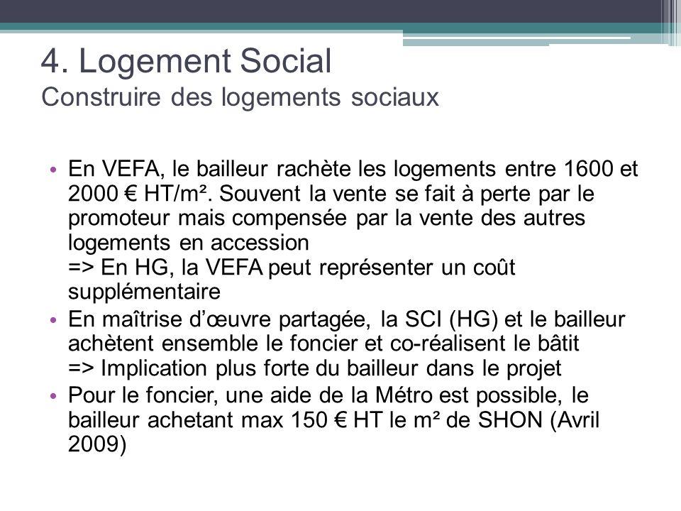 4. Logement Social Construire des logements sociaux