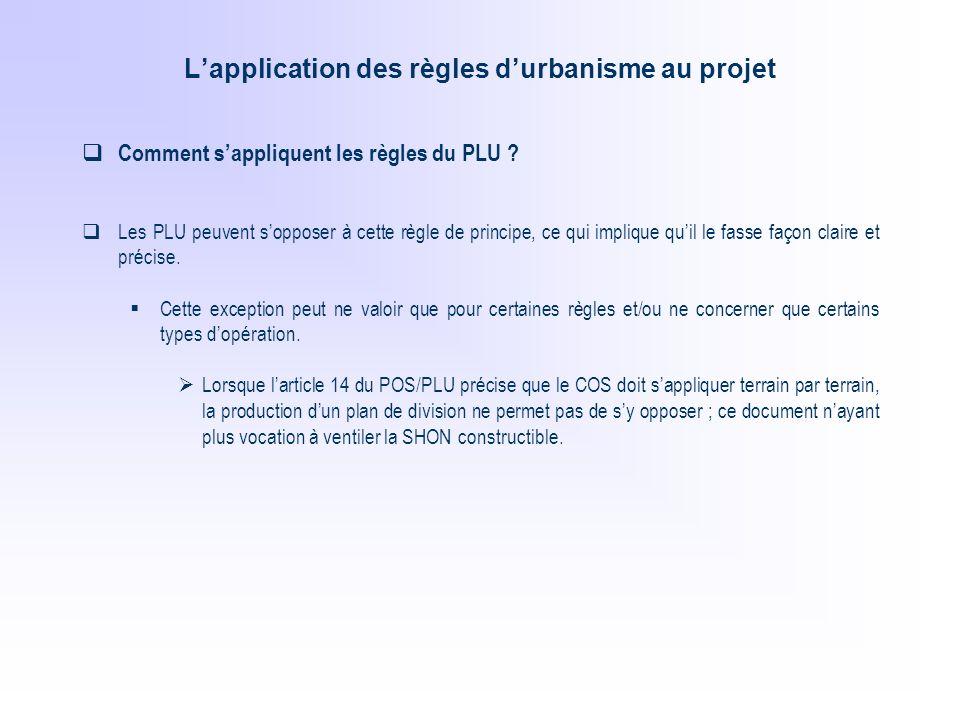 Le permis de construire valant division ppt t l charger for Regle de l urbanisme