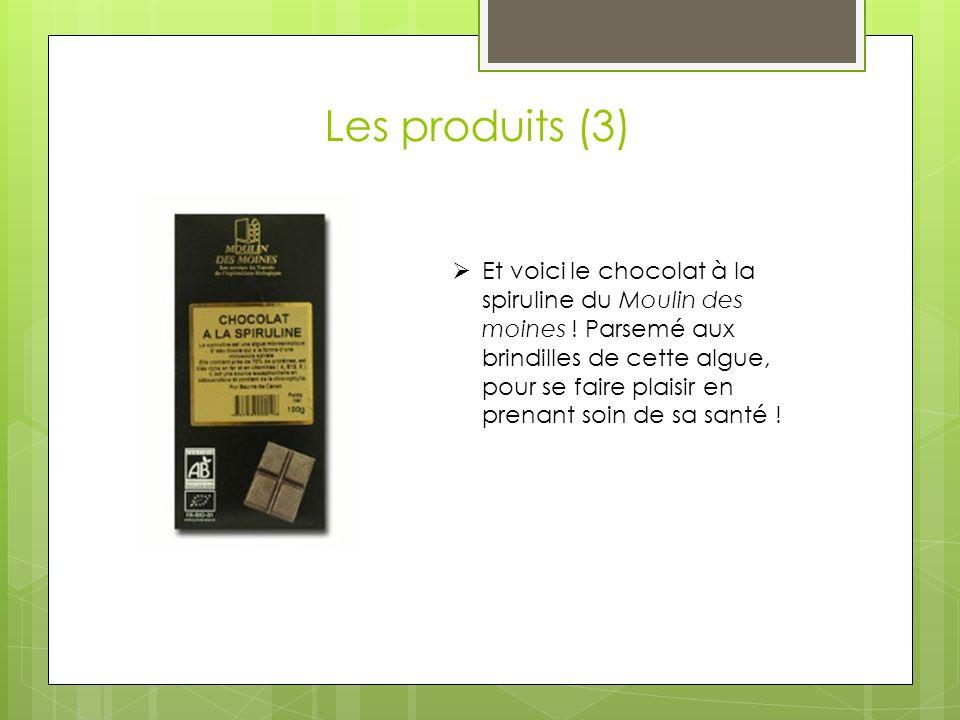 Les produits (3)