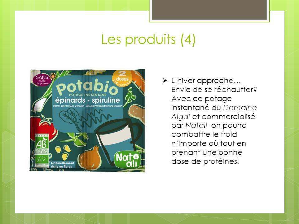 Les produits (4)