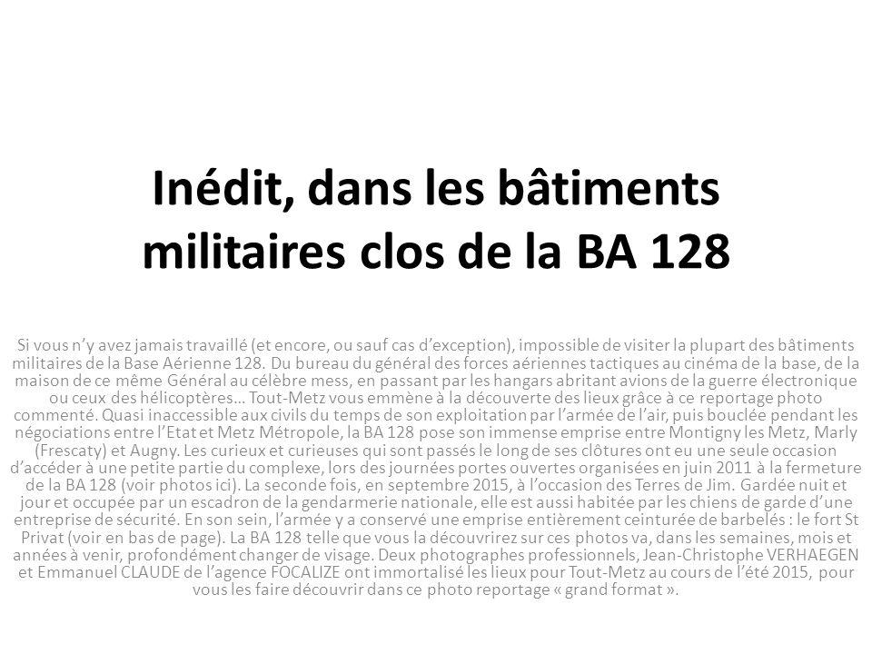 In dit dans les b timents militaires clos de la ba ppt video online t l charger - Porte ouverte base aerienne saint dizier 2017 ...