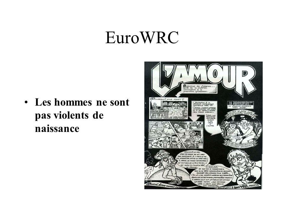 EuroWRC Les hommes ne sont pas violents de naissance