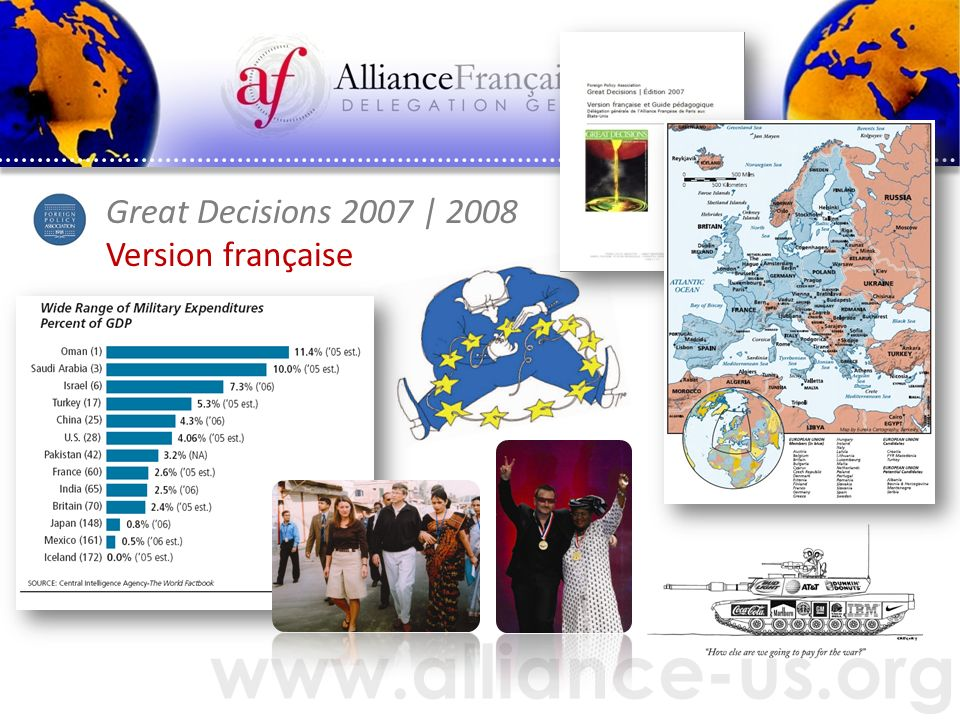 Great Decisions 2007 | 2008 Version française