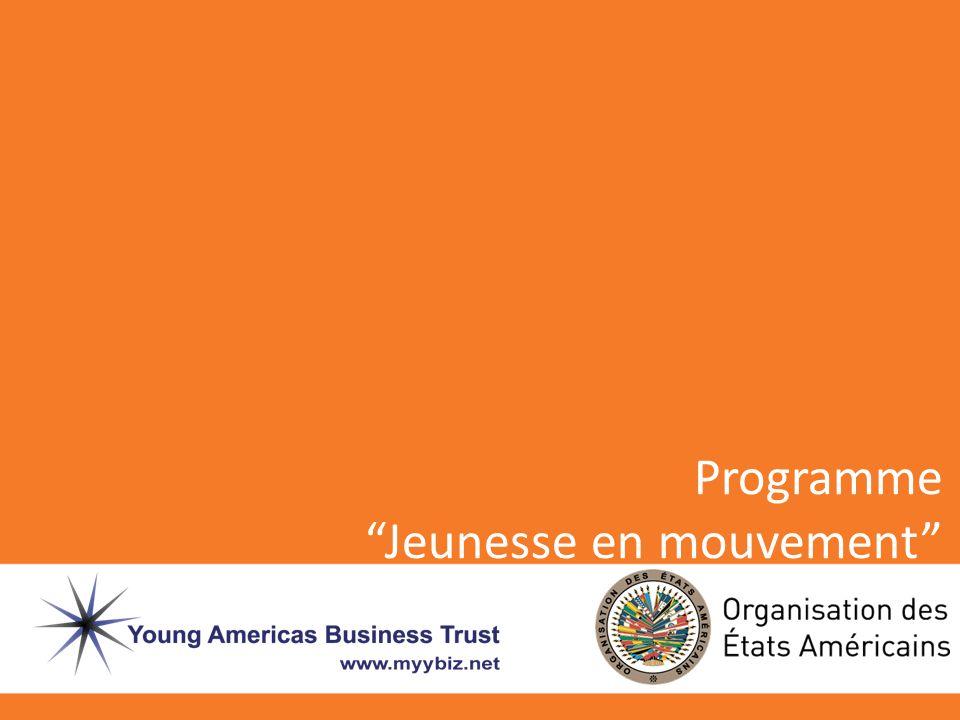 Programme Jeunesse en mouvement