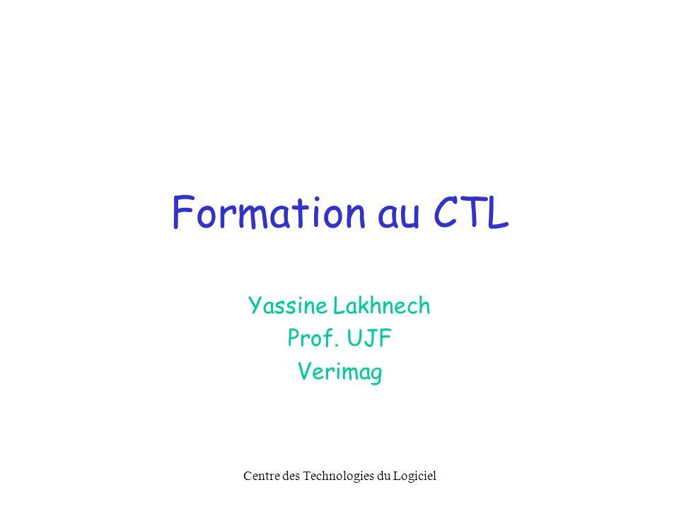 Yassine Lakhnech Prof. UJF Verimag