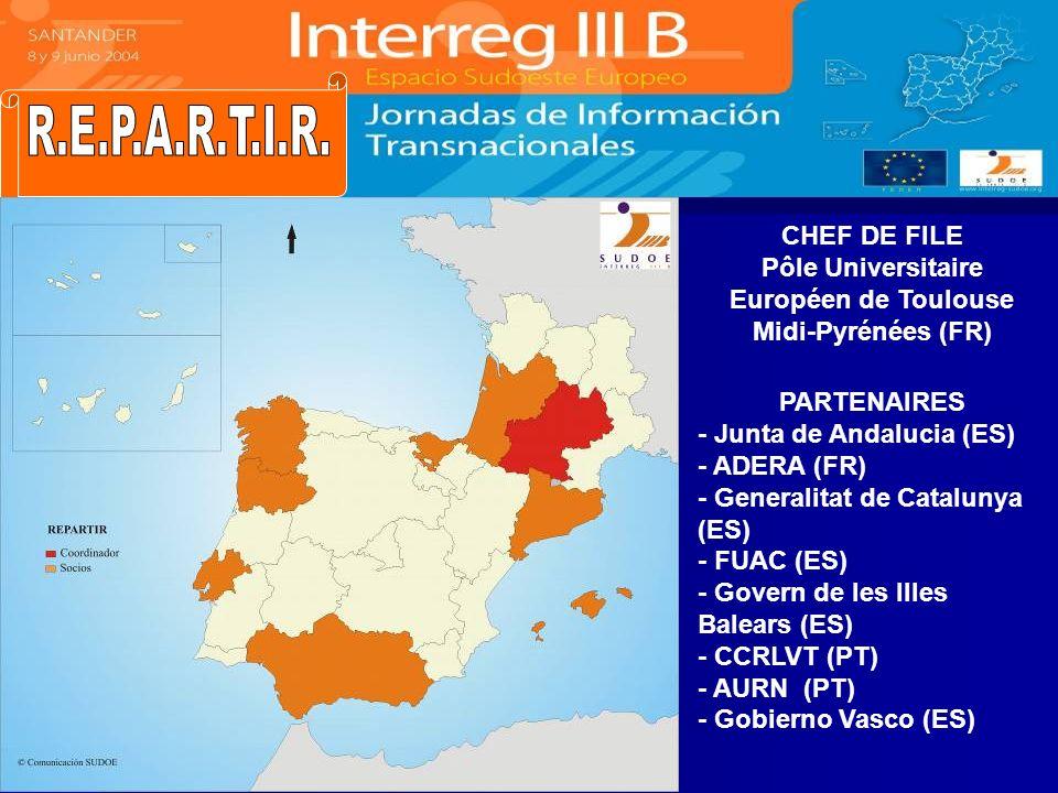 Pôle Universitaire Européen de Toulouse Midi-Pyrénées (FR)