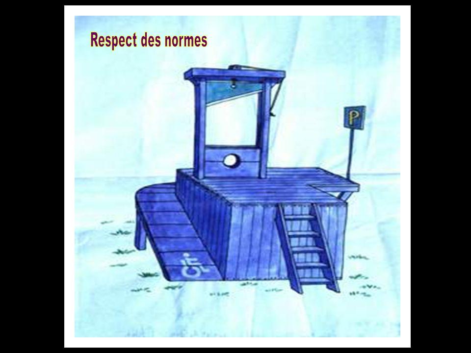Respect des normes