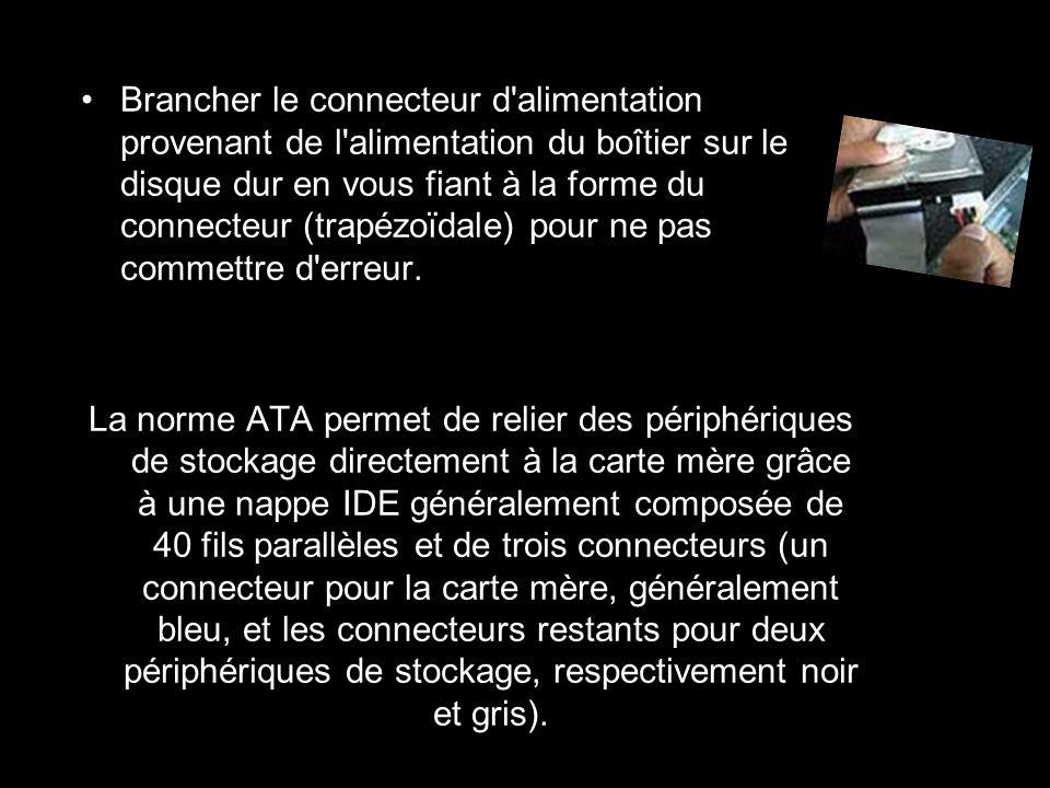 LE DISQUE DUR Les interfaces. - ppt video online télécharger