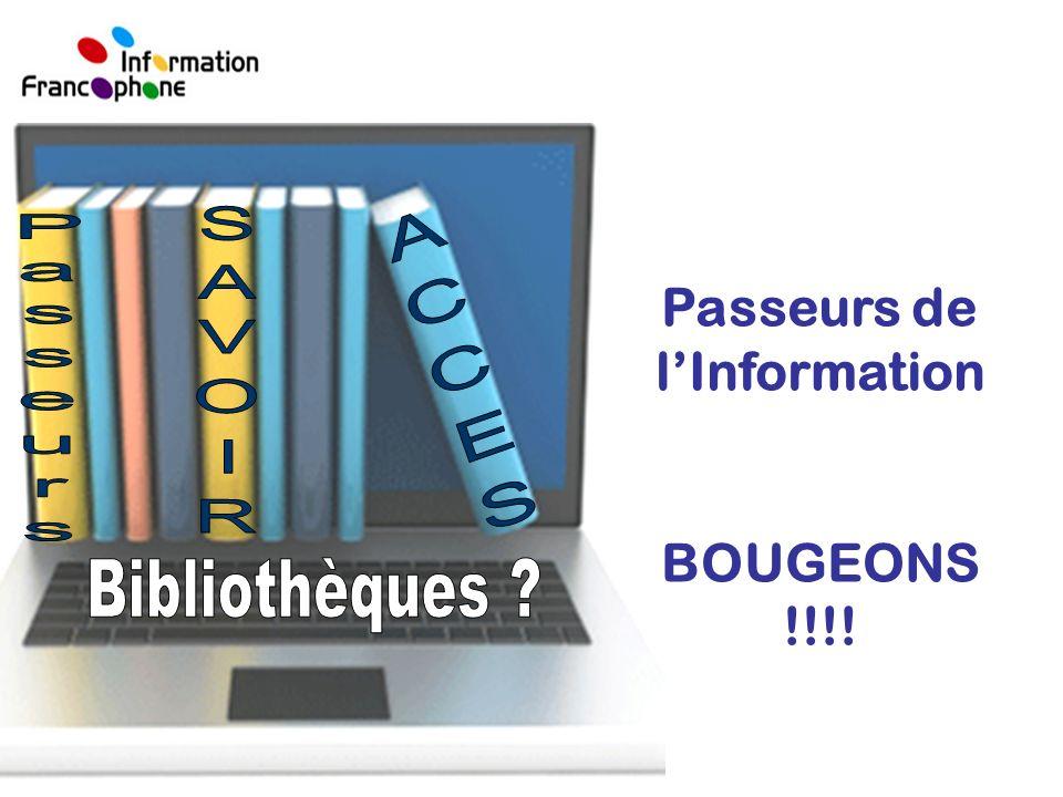 Passeurs de l'Information