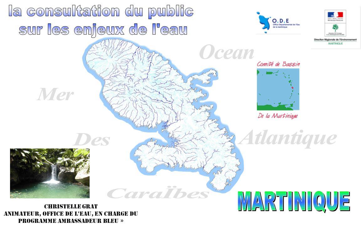Ocean Mer Atlantique Des CaraÏbes