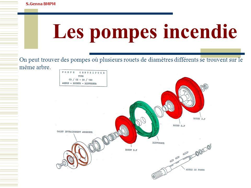S.Genna BMPM Les pompes incendie.