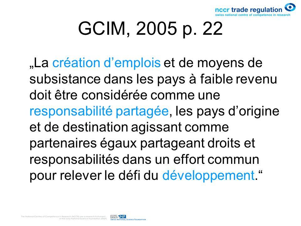 GCIM, 2005 p. 22