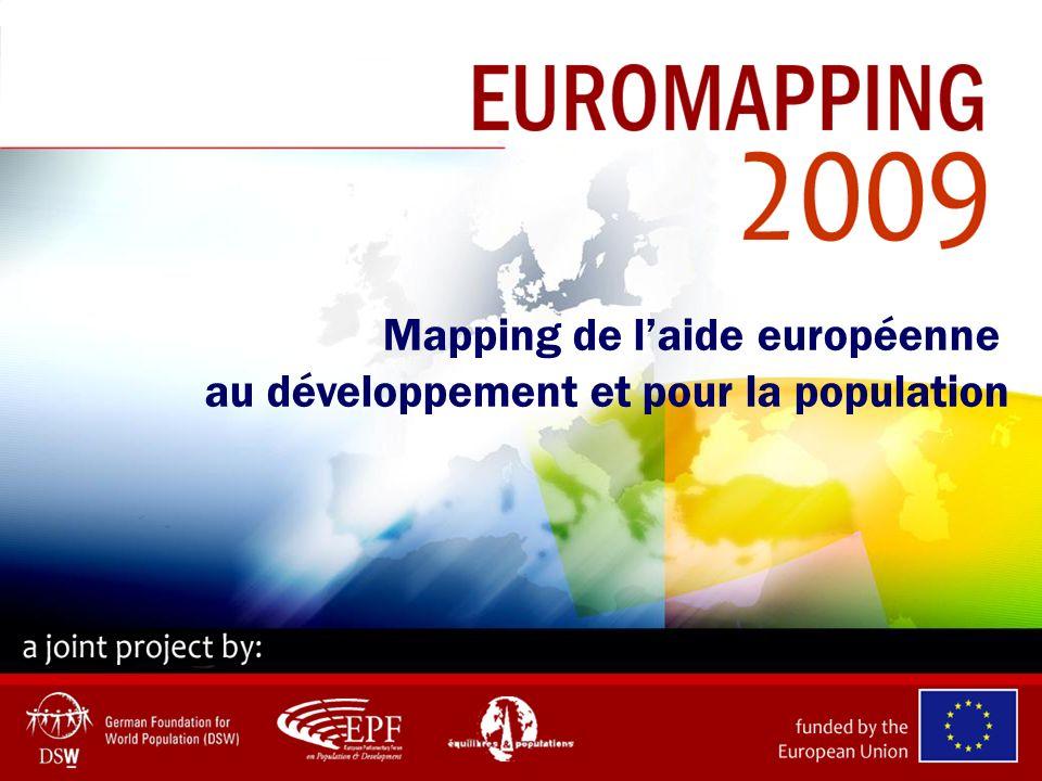 Mapping de l'aide européenne