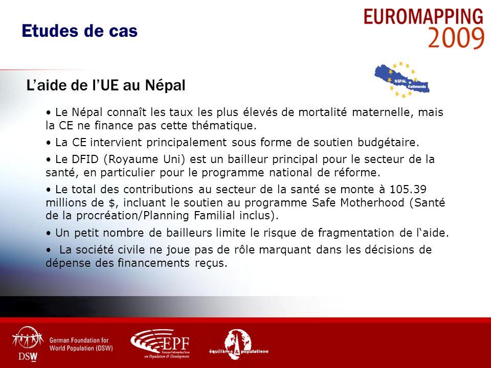 Etudes de cas L'aide de l'UE au Népal