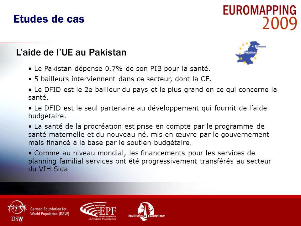 Etudes de cas L'aide de l'UE au Pakistan