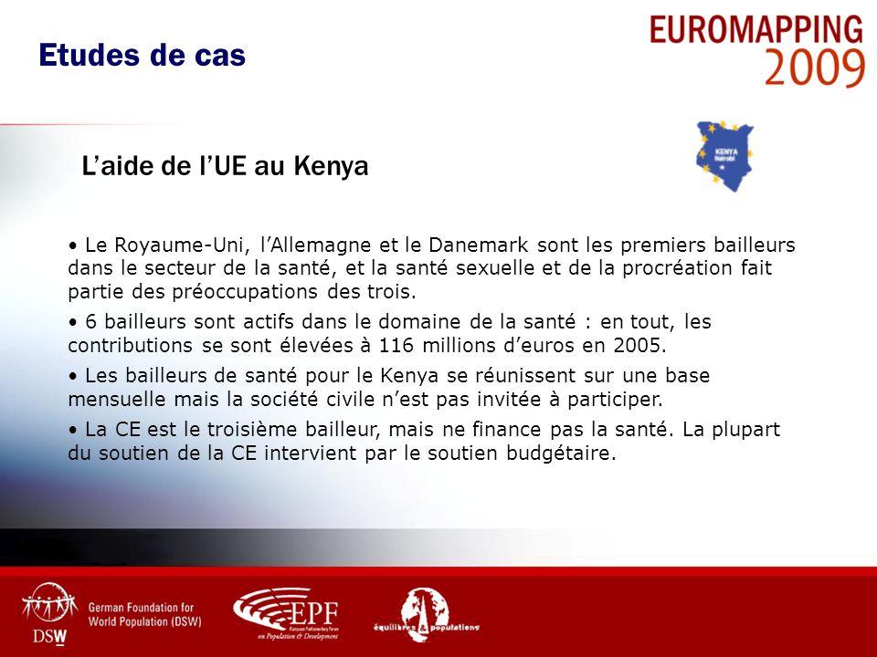Etudes de cas L'aide de l'UE au Kenya