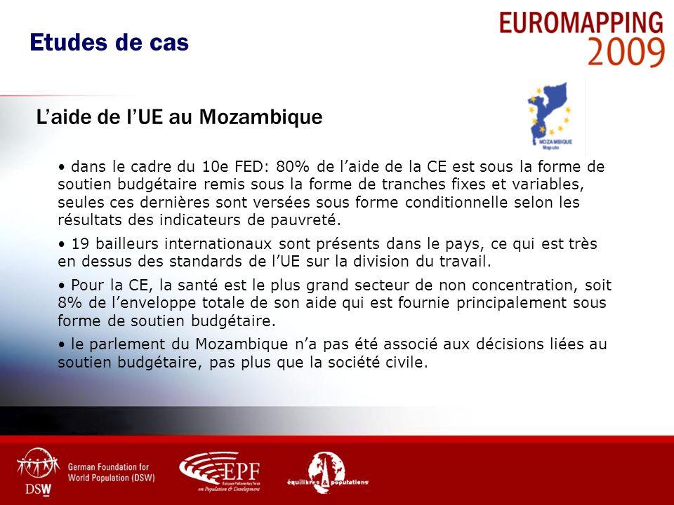 Etudes de cas L'aide de l'UE au Mozambique