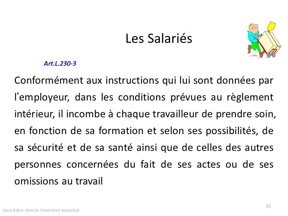 droit du travail cours pdf