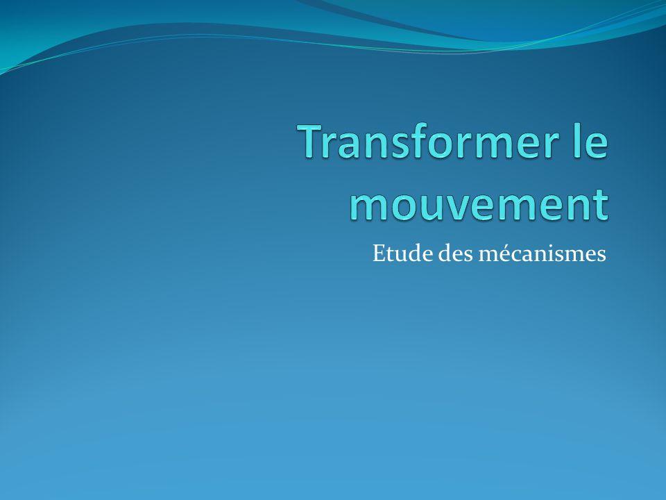 Transformer le mouvement