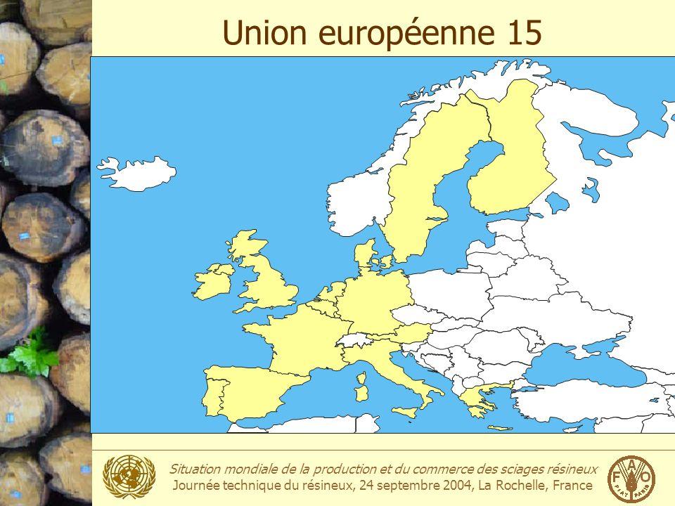 Union européenne 15