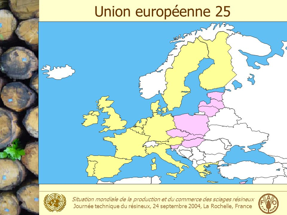 Union européenne 25