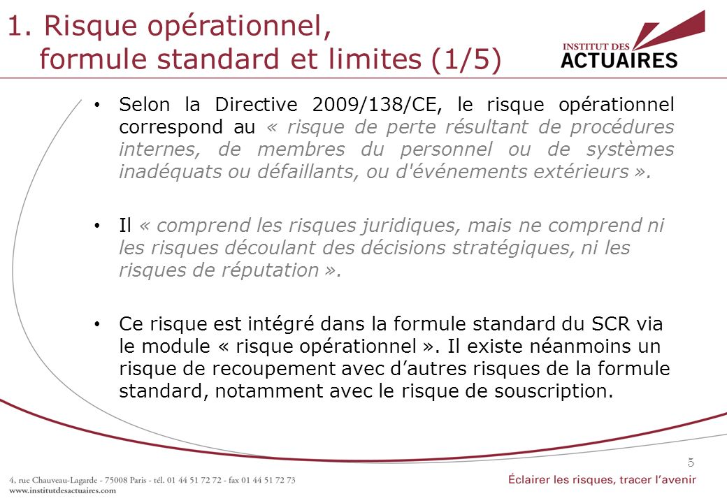 procédure standard opérationnelle